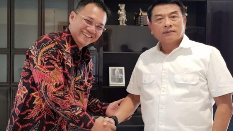 Bertemu Moeldoko, Pemilik Takke Group Keluhkan Mafia Tanah di Pulau Bintan