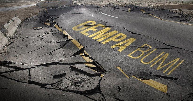 Ambon Diguncang Rentetan Gempa Bumi, Sejumlah Bangunan Rusak