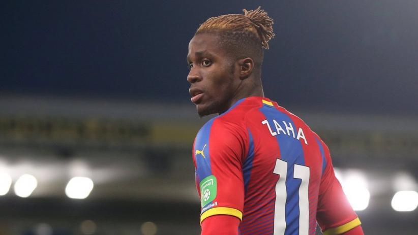 Crystal Palace Diskon Harga Jual Wilfried Zaha, MU Berminat?