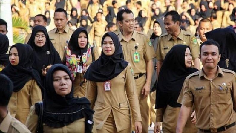 Foto Syur PNS, Pemprov Jabar Telusuri Identitas Wanita Berseragam Dinas