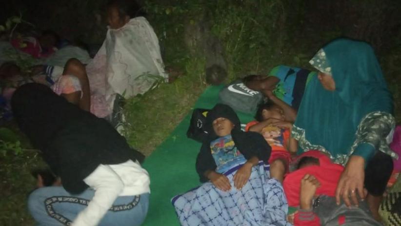 Bawa Bantuan ke Pengungsi Gempa, Pemkab Halmahera Selatan Kerahkan Tim Gabungan