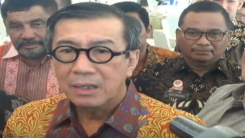 Fasilitas Publik Dihentikan, Menkumham Sebut Pemkot Tangerang Arogan