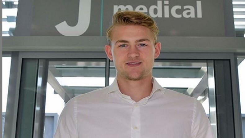 Gelontorkan Rp1,17 Triliun, Juventus Resmi Miliki De Ligt