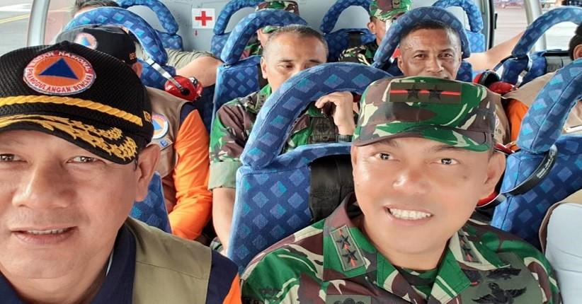 Kepala BNPB Doni Monardo Minta Polisi Lebih Berani Tindak Pelaku Karhutla