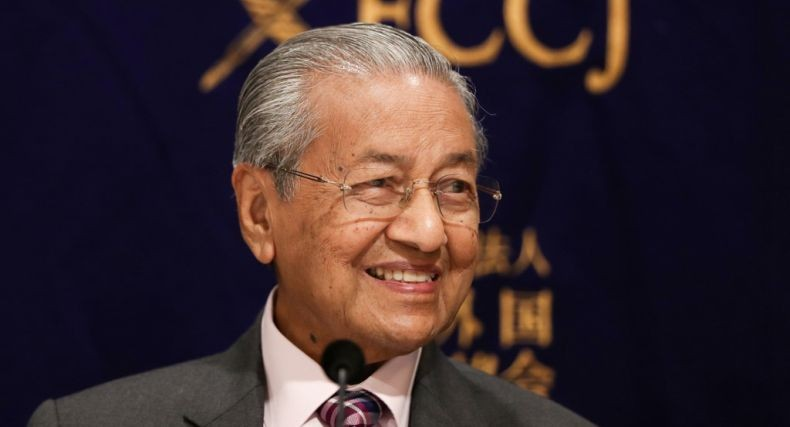 Mahathir Mohamad Enggan Ikut Campur dalam Kasus Video Mesum Menteri