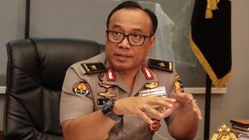 Densus 88 Polri Kembangkan Penangkapan Terduga Teroris di Bekasi
