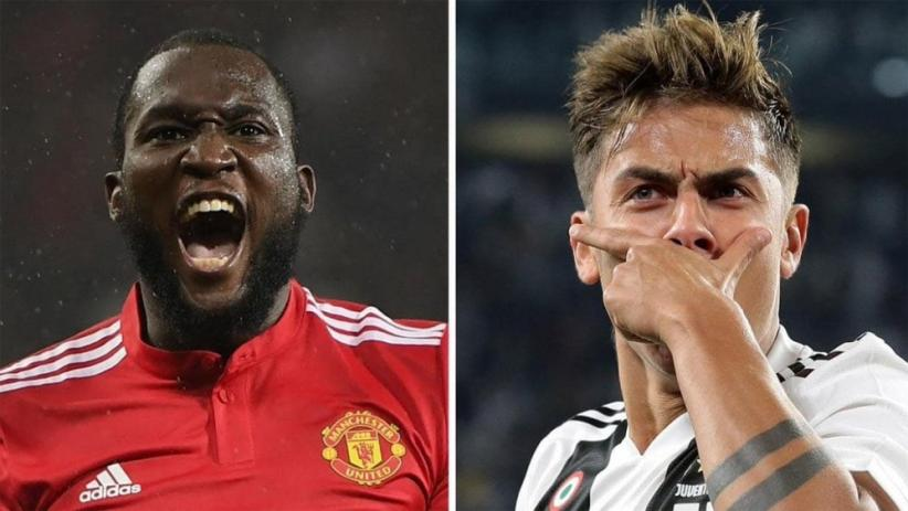 MU dan Juventus Dikabarkan Sepakat Barter Dybala dengan Lukaku