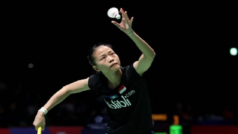 Langkah Fitriani pada Thailand Open 2019 Dihentikan Wakil Jepang