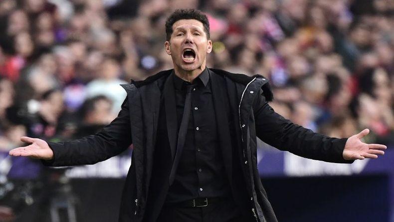 Diego Simeone: Atletico Madrid Bukanlah Tim Kecil
