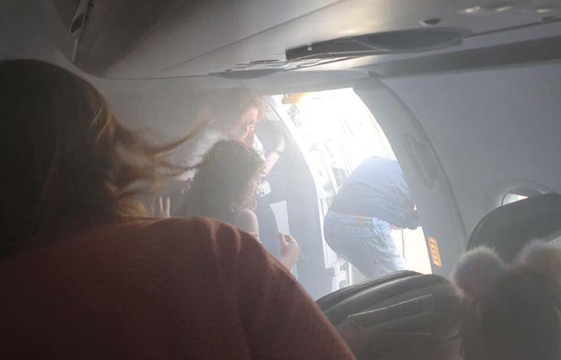 Mencekam, Asap Penuhi Kabin Pesawat British Airways Rute London Menuju Valencia