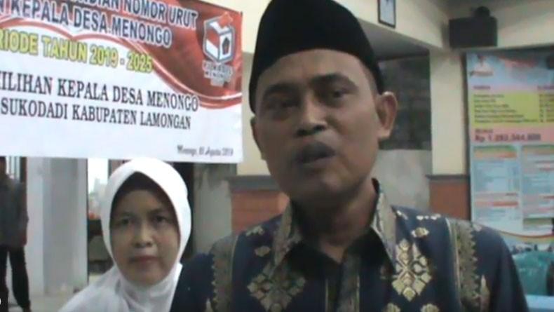 Sepi Pendaftar, 50 Pasangan Suami Istri di Lamongan Ikut Pilkades Serentak