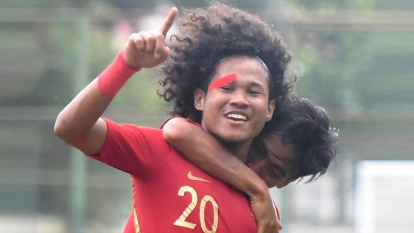 Hasil Indonesia U-19 Vs China U-19: Pesta 3-1, Bagus Kahfi Jadi Bintang