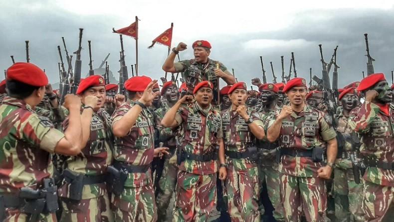 Mantap, Jenderal Eks Dansat 81 Gultor Kopassus Lahirkan 1.000 Prajurit dari Bumi Cenderawasih