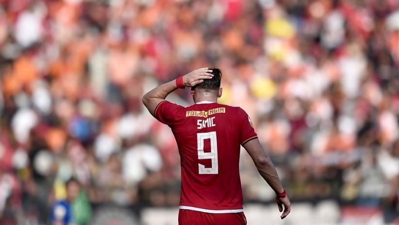 Kejutan, Persija Jakarta Diseruduk Perseru Badak Lampung 0-2