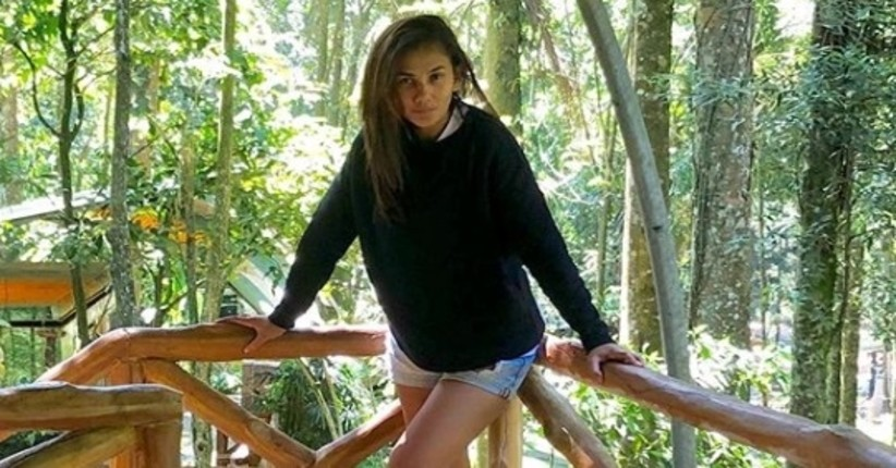 Liburan Impian, Nova Eliza Ingin ke Labuan Bajo dan Papua
