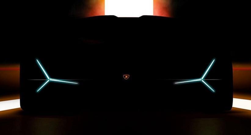 Rilis di Frankfurt, Lamborghini Sebar Teaser Hypercar Misterius