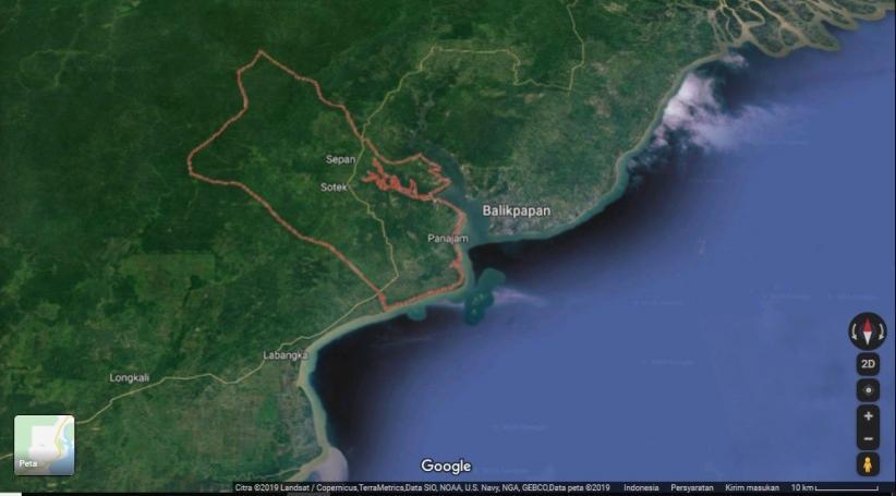 Jadi Ibu Kota Negara, Penajam Paser Utara Kebanjiran 1.000 Penduduk Baru