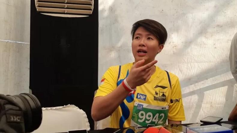 Liliyana Natsir Komentari Keputusan Tontowi Ahmad Pensiun
