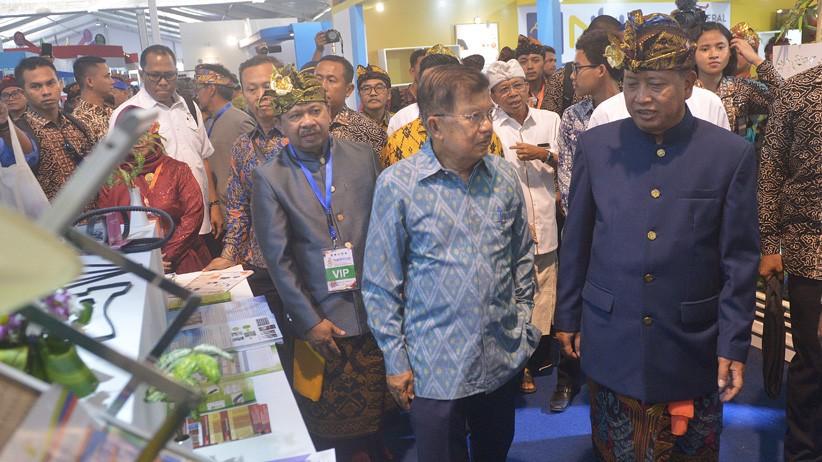 Wapres JK Hadiri Puncak Hari Kebangkitan Teknologi Nasional di Bali - Bagian 2