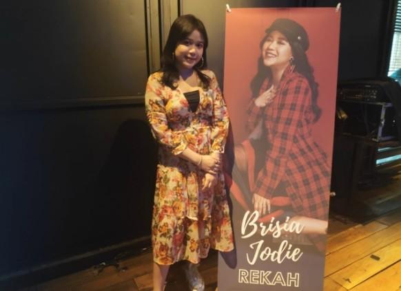 Rilis Single Baru Berjudul Rekah, Brisia Jodie Tiba-Tiba Menangis