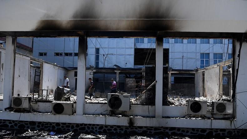 Polda Papua Tetapkan 28 Tersangka Demonstrasi Anarkistis di Jayapura