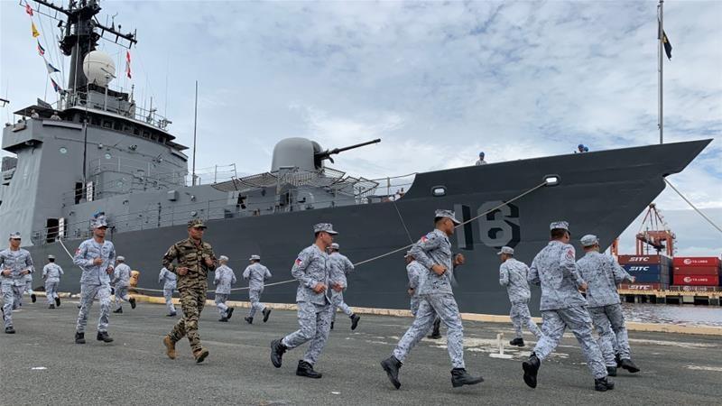 China Ancam Tembak Kapal Asing, Filipina Kirim Armada AL Tambahan ke Laut China Selatan
