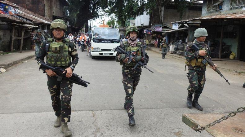 Filipina Tangkap 9 Perempuan Calon Pelaku Bom Bunuh Diri, termasuk 3 Putri Pemimpin Kelompok Abu Sayyaf