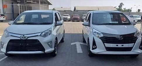 Toyota Calya Terbaru Dipastikan Meluncur Pekan Depan, Ini Bocorannya