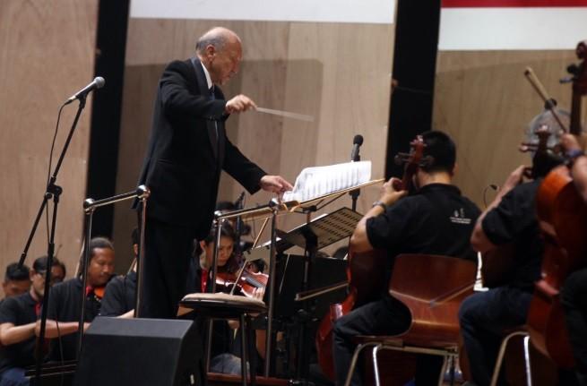 Karya Legendaris Beethoven, Mozart & Johann Strauss Hadir di Konser Akbar Monas