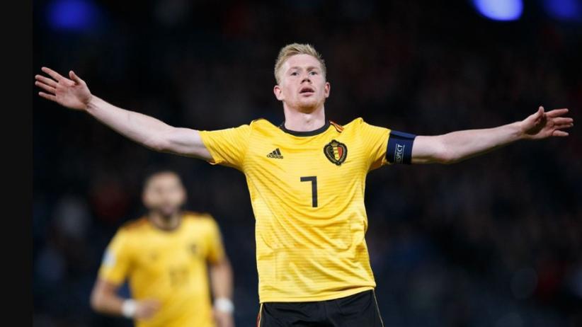 Kabar Buruk, Belgia Kehilangan Kevin De Bruyne di Laga Perdana Euro 2020