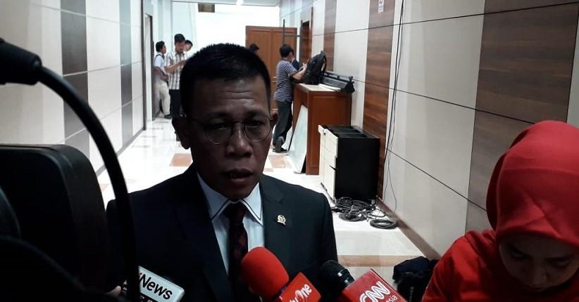 PDIP Nilai Penerbitan Perppu KPK Belum Penting