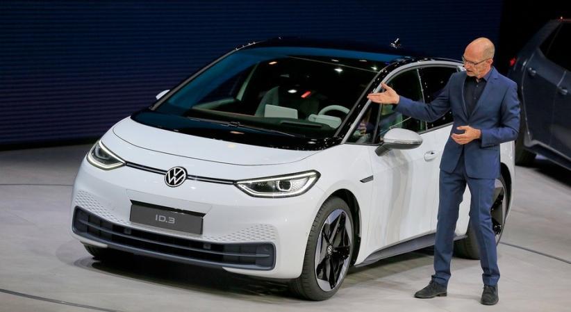 Belum Resmi Dikenalkan, Mobil Listrik VW Sudah Dipesan 30.000 Unit