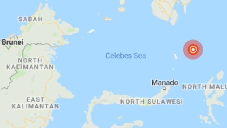 Gempa Hari Ini di Talaud Tak Berpotensi Tsunami, Masyarakat Diimbau Tenang