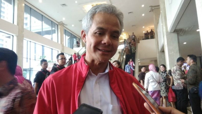 Ganjar Pranowo Minta PB Djarum Tetap Lanjutkan Audisi Beasiswa Bulu Tangkis