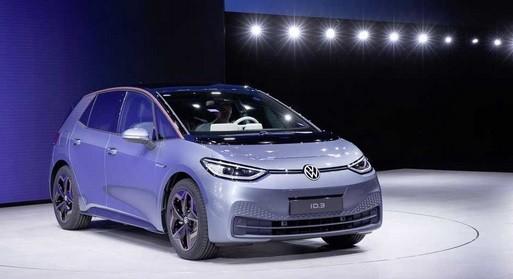 Mobil Listrik Volkswagen ID3 Resmi Dirilis, Ini Harga dan Spesifikasinya