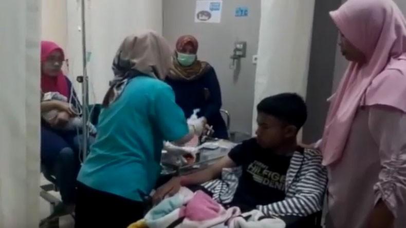 Keracunan Massal Makanan Hajatan di Sukabumi, 1 Orang Tewas, Puluhan Dirawat