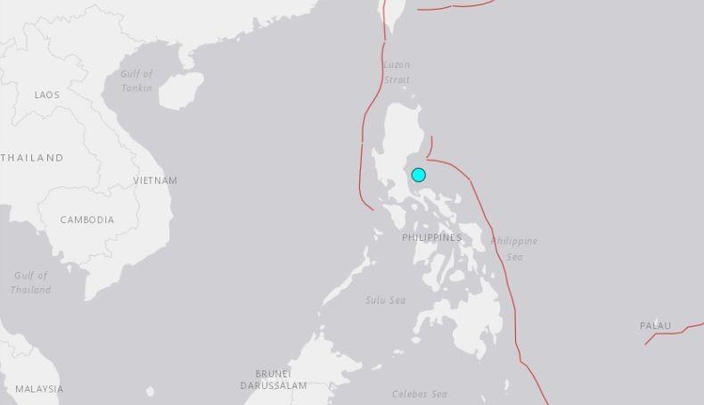 Gempa Bumi Magnitudo 5,2 Guncang Filipina, Gedung di Manila Berguncang