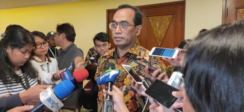 Dirut Garuda Dicopot, Menhub Sebut Direktur Keuangan Jadi Plt