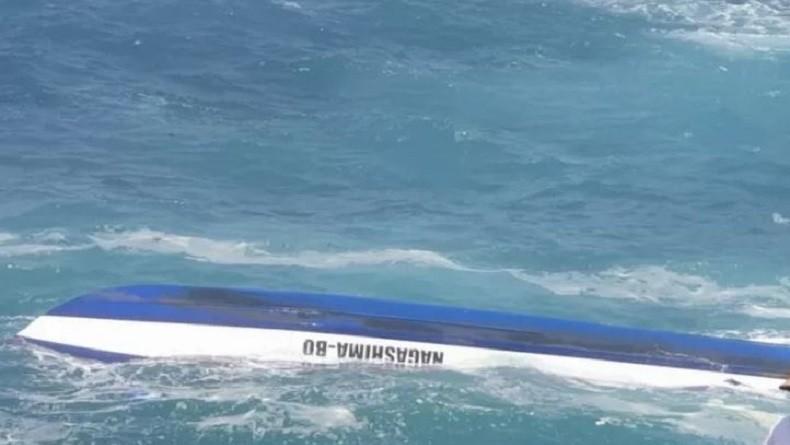 Speed Boat Terbalik di Perairan Nusa Penida Bali, 2 Wisman asal Afrika Tewas