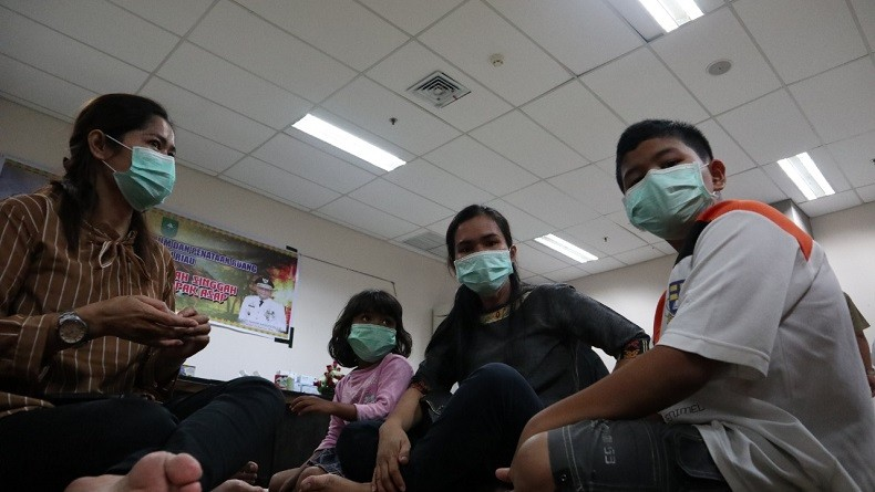 Pekanbaru Siaga Darurat Karhutla, Pemprov Tebar 15 Posko Kesehatan untuk Warga