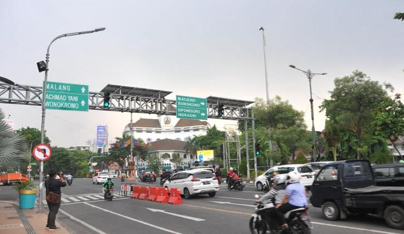 Pantau Keamanan, 1.480 CCTV Pendeteksi Wajah Dipasang di Jalanan Kota Surabaya