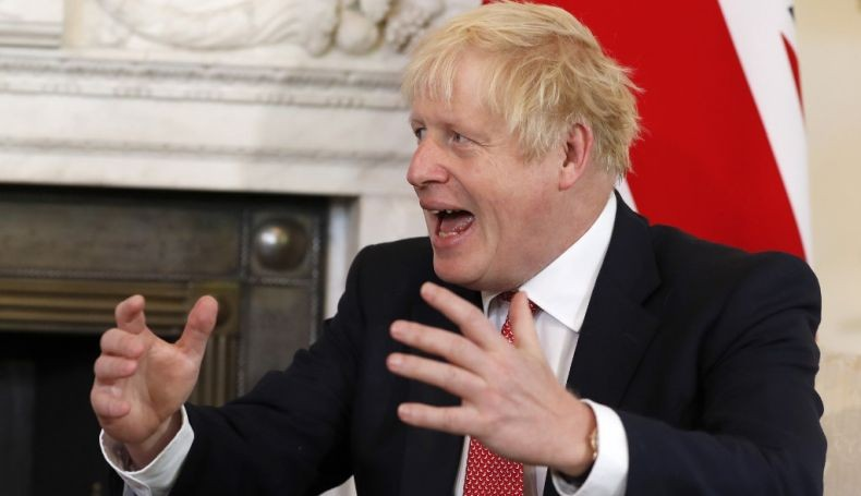 Inggris Hadapi Gelombang Kedua Covid-19, PM Johnson: Saya Tak Mau Lockdown Lagi
