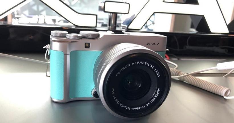 Kamera Fujifilm X-A7 Debut di Indonesia, Intip Spesifikasi dan Harganya