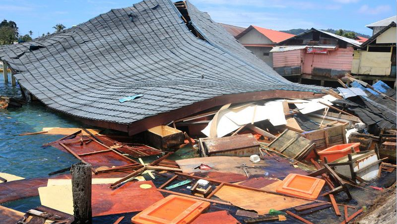 Update Gempa Ambon: Takut Tsunami, Warga Mengungsi ke Gunung Nona
