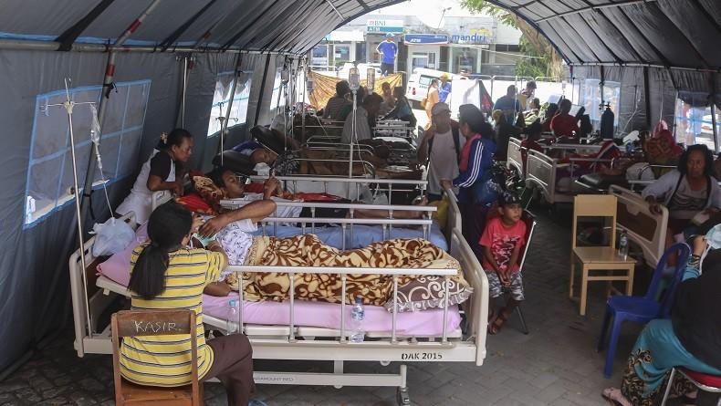 Pascagempa Ambon, 15.000 Warga Terdampak Mengungsi