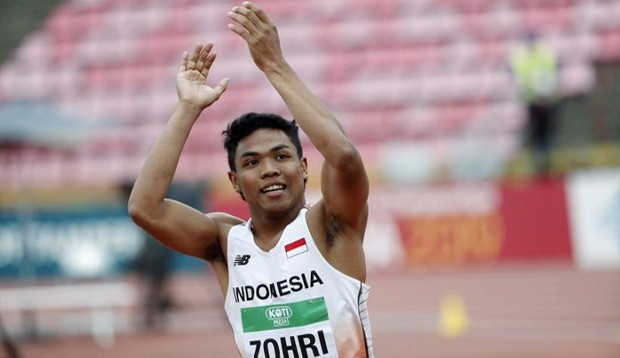 Startingblock Stadion Olimpiade Tokyo 2020 Beda, Lalu Muhammad Zohri Makin Semangat