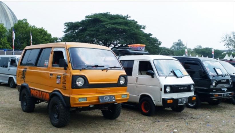 Punya 70.000 Anggota, Klub Mobil Carry SCCI Jadi Komunitas Resmi Suzuki Ke-14