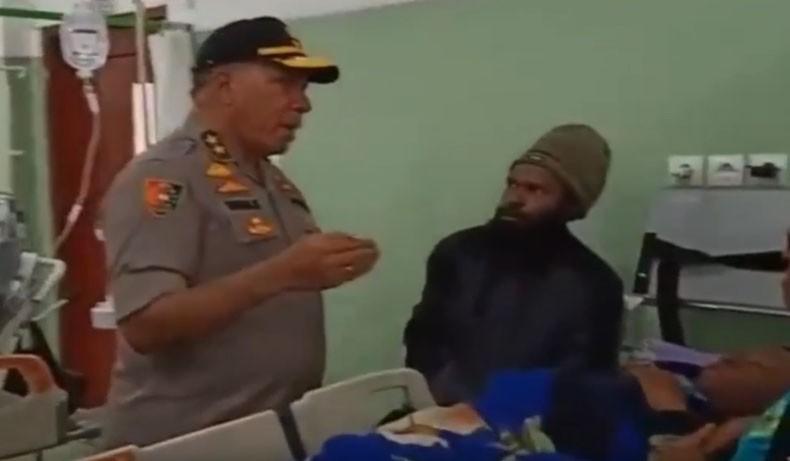 Kerusuhan di Wamena, Polda Papua Tetapkan 7 Tersangka