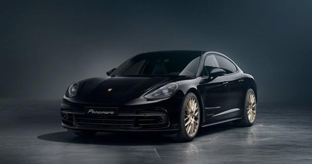 Rayakan Ultah Ke-10, Porsche Hadirkan Panamera Special Edition