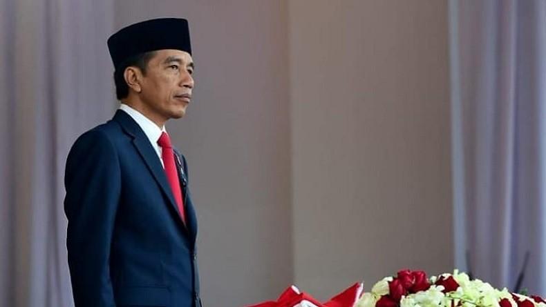 Jokowi Perkenalkan Menteri Kabinet Kerja Senin Pagi